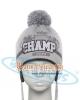 AG52/JP ПОМПОН ЕНОТ ПОДКЛАД ФЛИС - шапка фирмы Барбарас состав 50% шерсть 50% акрил размеры 46-52