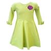WIESIA КИВИ - Платье EWA LINE Состав: 35% хлопок, 65% полиэстер Размерный ряд: 116,122,128,134,140 В упаковке 5 штук
