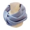 ШАРФ ВОСЬМЁРКА МИКС - шарф фирмы Грумар состав 50% шерсть 50% акрил размер Диаметр 25 см